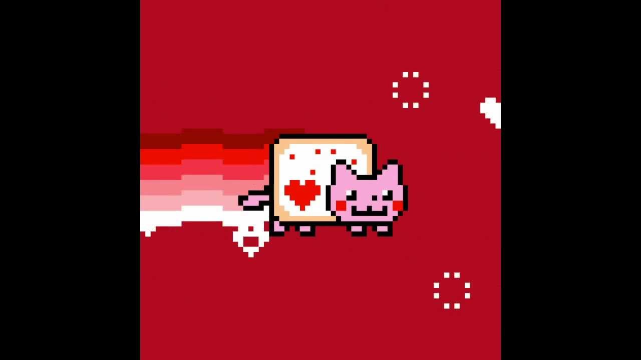 Cat Nyan Gif