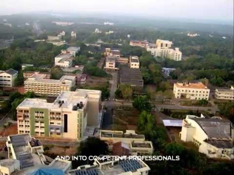 NITK Surathkal - A Glimpse