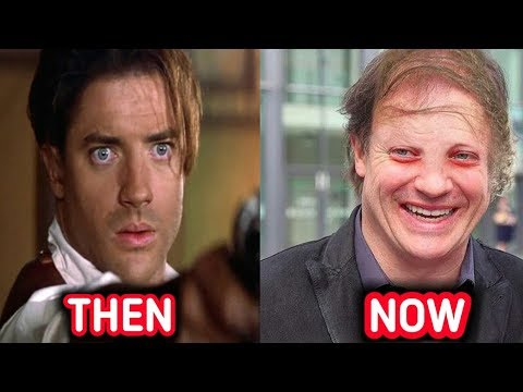 The Mummy 1999 Cast Then And Now 2019