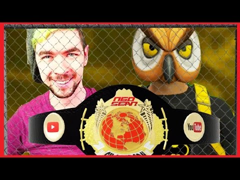 JackSepticEye vs Vanoss | HELL IN A CELL | N60 CHAMPIONSHIP | WWE 2K17 [s3e19]