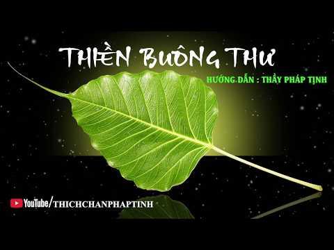 Thiền Buông Thư