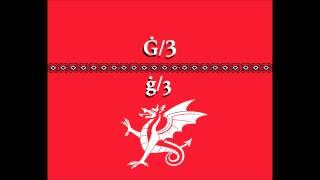 The Ænglisc Alphabet
