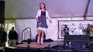 Flatfoot Dance Contest (preliminary) @ Happy Valley Fiddlers Convention