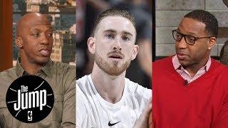 Should Gordon Hayward play this season? Chauncey Billups and Tracy McGrady debate | The Jump | ESPN