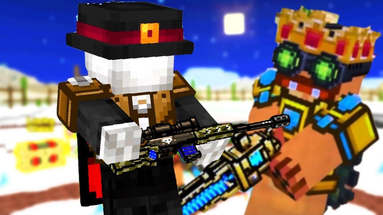 PIXEL GUN 3D PO POLSKU – DZIĘKUJĘ FLOTHAR