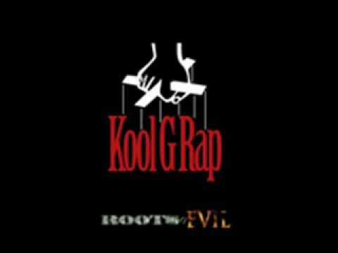 Kool G Rap - Mobsta's