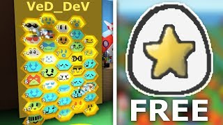 HOW TO GET A FREE STAR EGG IN ROBLOX BEE SWARM SIMULATOR! *EASY*