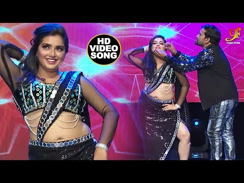 Dinesh Lal Yadav और Amrapali Dubey का Hit Dance Performance In London  - Bhojpuri Awards