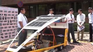 裘錦秋中學 (元朗) 《太陽能電動車》