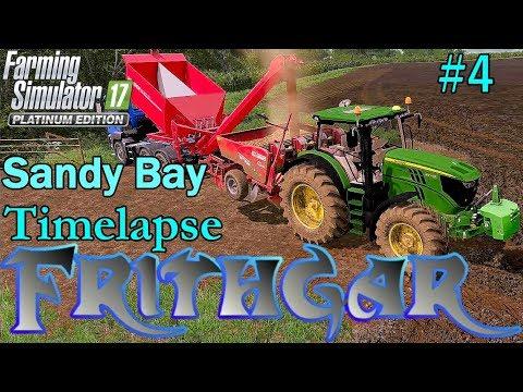 FS17 Timelapse, Sandy Bay #4: Horsch Seed Tender!