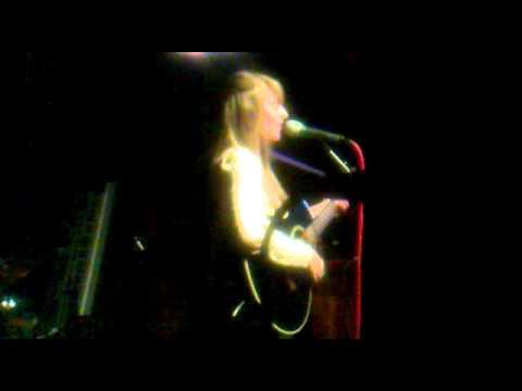 Leanne Burton at the Box Headingley 2010