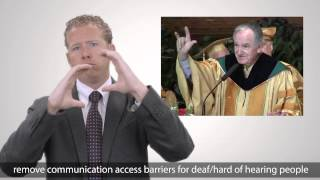 DEAF Inc Special Announcement: 25th Anniversary of Americans with Disability Act (ADA)