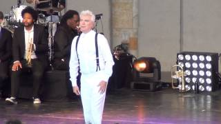 David Byrne and St. Vincent - Naive Melody (This Must Be the Place) Live at Meijer Gardens