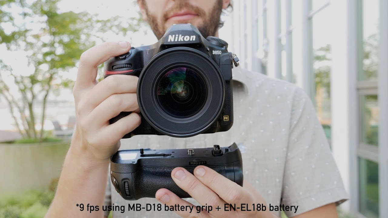 First look video: Nikon D850: Digital Photography Review