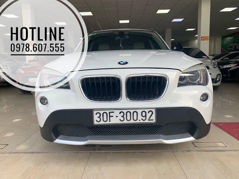 🚘 Xe sang siêu đẹp BMW X1 sx2011 bản 2.0 dky 2013. Giá 618tr. LH 0978.607.555