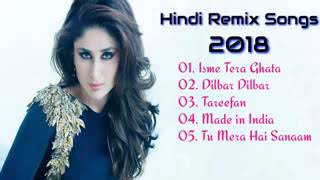 New Hindi dj remix nonstop 2018 | Hindi dj remix/mashup party song |