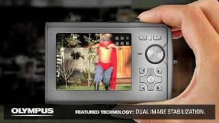 Olympus Stylus Tough 3000 12 MP Digital Camera