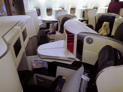 Review: Air France 777-300ER Business Class
