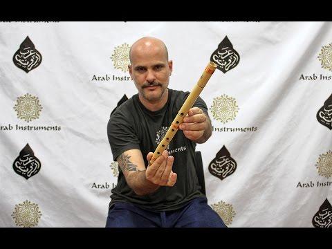 Egyptian Arabic Kawala (Flute) Tuning A La Bayat