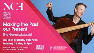 Malachy Robinson: The Generalbassist