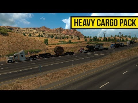 Multiplayer | Heavy Cargo Pack | Lowboy con jeepdolly y stinger