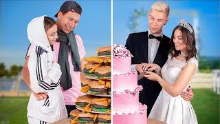 Типы невест: леди против пацанки / 13 забавных и неловких ситуаций
