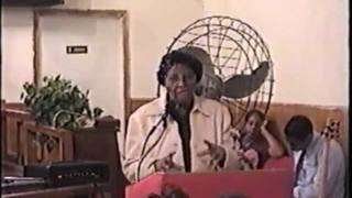 "Miss'y Alva M. James, ""Except the Lord Build the House,"" Part 1"