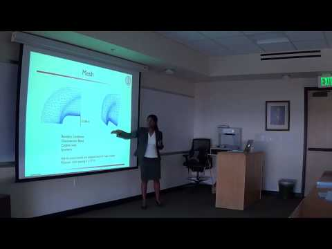 Amrita's doctoral thesis defense (Stanford University)