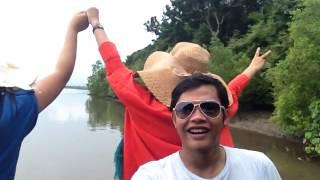 Jalan Jalan Di Taman Wisata Alam Mangrove (Wisata Bedul) Banyuwangi Jawa Timur  Part 1