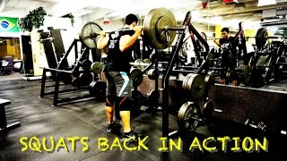 SQUATS BACK IN ACTION!