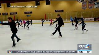 Central Coast Living: Ice Skating in Goleta