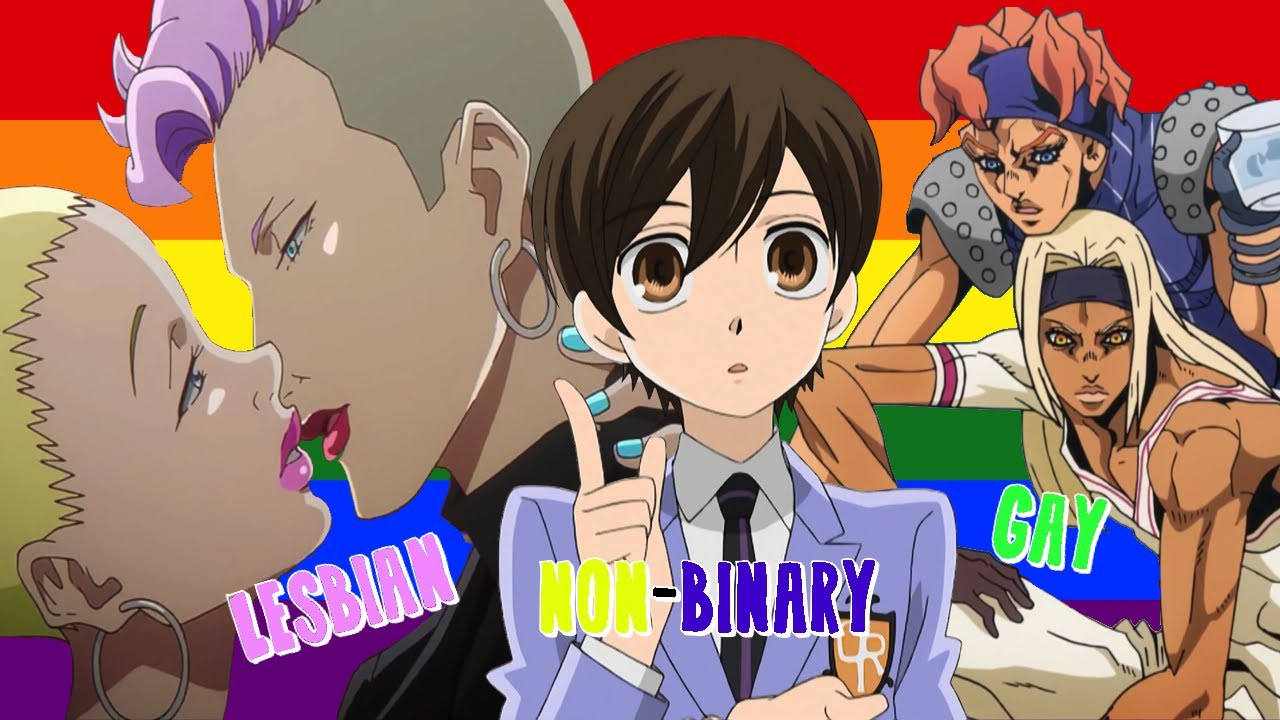 Top LGBTQ+ Friendly Anime