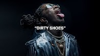Young Thug - Dirty Shoes (ft. Gunna) [Official Visualizer]
