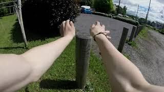 CRAZY KIDS vs. PARKOUR - POV