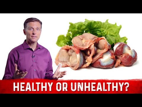 Organ Meats Unhealthy or Healthy?: Dr Berg On Keto Meats