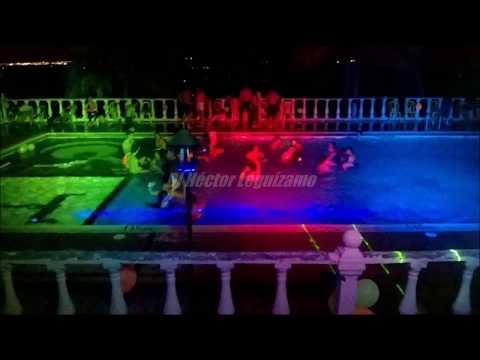 Neon Pool Party 💎👽👻💃👽💎 - Dj Hector Leguizamo