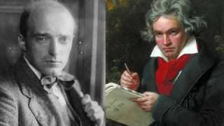 Erich Kleiber conducts Beethoven: Symphony No. 5 - 3. Scherzo: Allegro