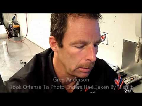 Enders/Anderson Put Incident Behind Them Video Interviews