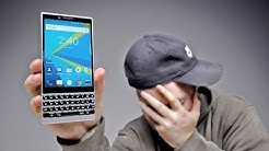 I'm Switching To The Blackberry KEY2.