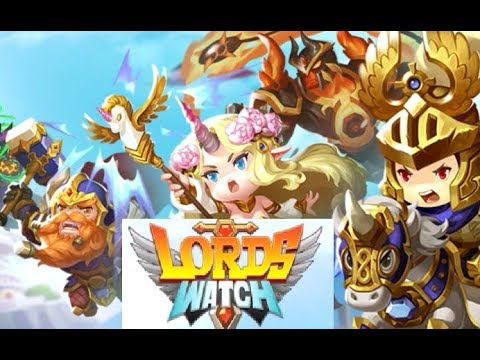 Lords Look 01 - Introduction Tutorial Gameplay - iOS Android Guidelines & Book thumbnail