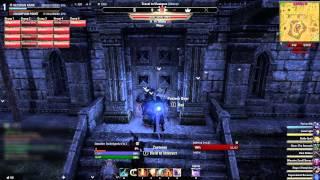 Cyrodill Warfare #3 (Special Intro The Necromancer)