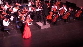 Dantzel Violin Solo Feb 14 Concerto No. 3 in G Minor op.12 Friedrich Seitz