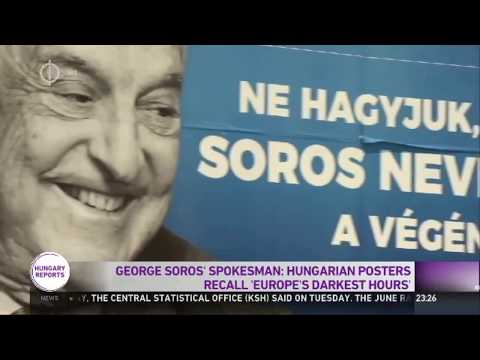 Hungary: Opposition To Soros Plan To Colonize Europe Is Not Anti-Semitic