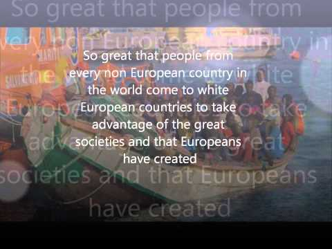 An open letter to European peoples across the globe