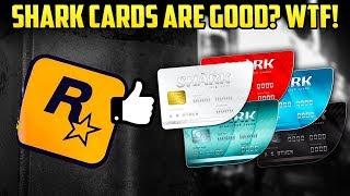 Rockstar Explains Why SharkCards Aren't Bad + Reveals Plans for GTA Online After RDR2