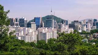 Seoul City South Korea 2015