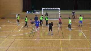 麻布中高ハンドボール部春合宿−3−(2013年3月31日)