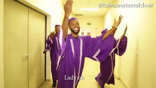 Download Kabusa Oriental Choir Comedy - Lady & Beginning - Kabusa Oriental Choir