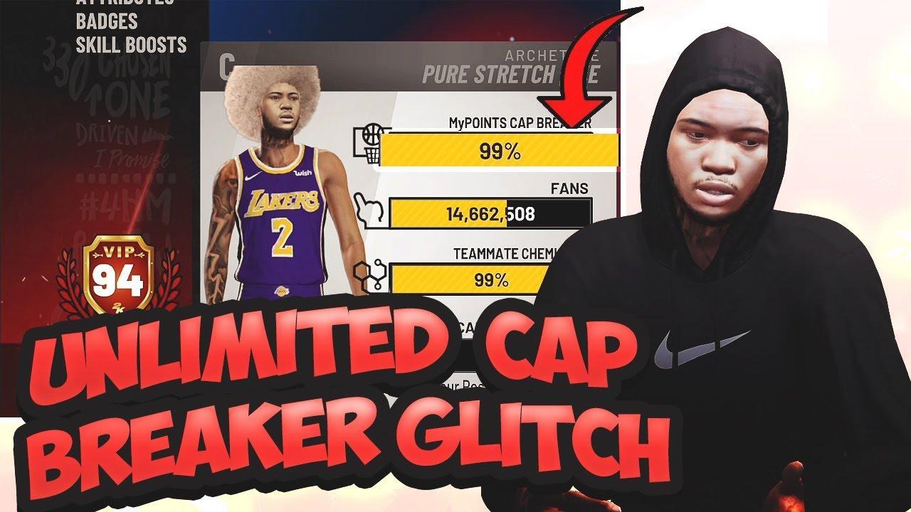 NBA 2K19 NEW UNLIMITED CAP BREAKER GLITCH IS ON THE WAY AND WILL DEFINITELY  BREAK 2K19
