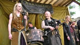 Burgfest Labyrinth in Hof Mittelalterspektakel 2011 - Die Dudelzwerge